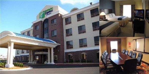Holiday Inn Express Hotel & Suites Bartlesville photo collage
