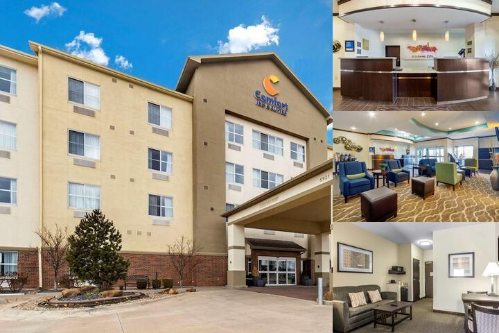 Comfort Inn & Suites Oklahoma City West I 40 photo collage