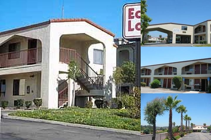 Econo Lodge Castro Valley photo collage