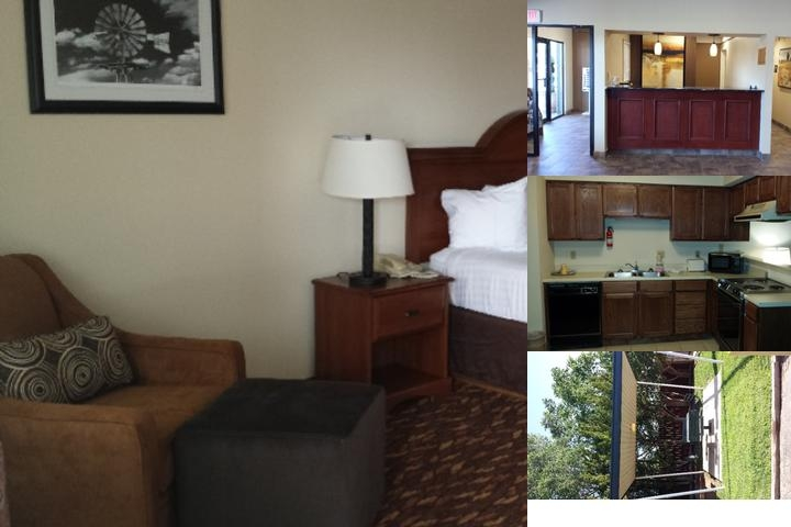 Clovis Inn & Suites photo collage