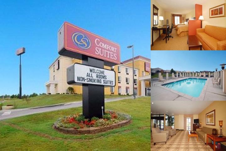Comfort Suites Cullman photo collage