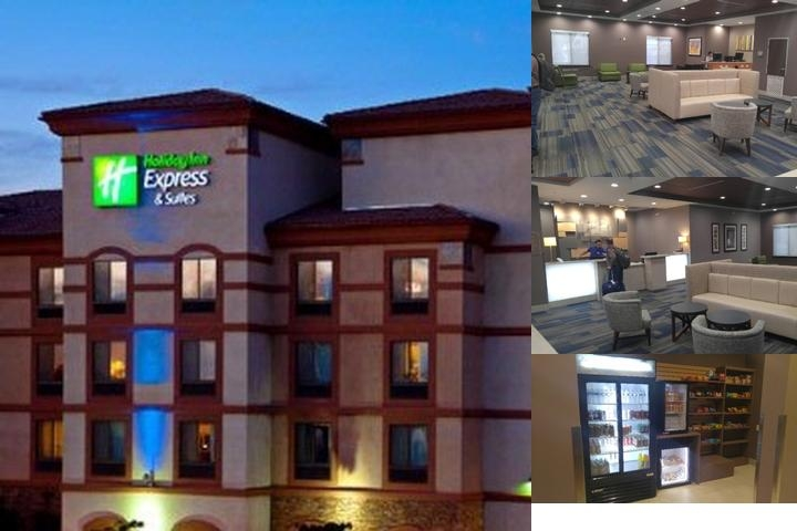 Holiday Inn Express & Suites Ontario Airport photo collage