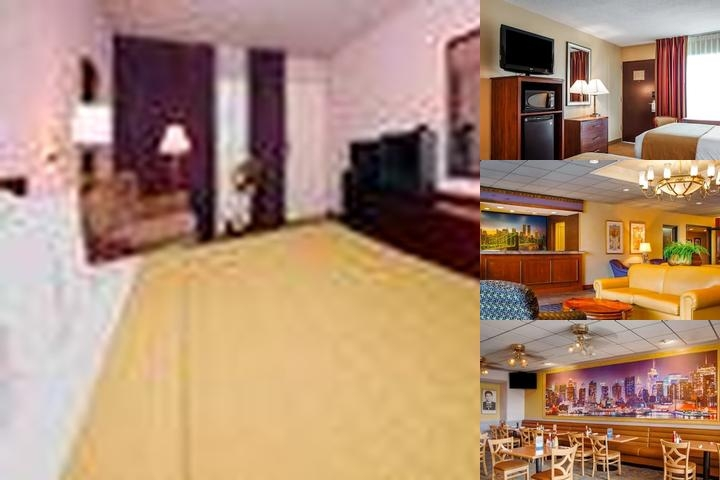 Quality Inn Meadowlands photo collage