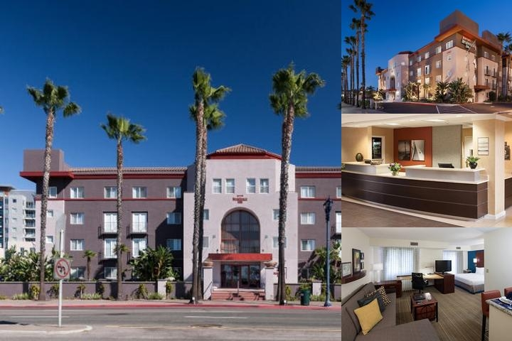 Residence Inn San Diego Dt photo collage