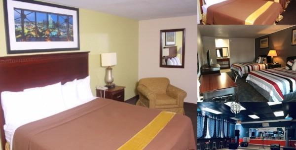 Americas Best Inn Arlington photo collage