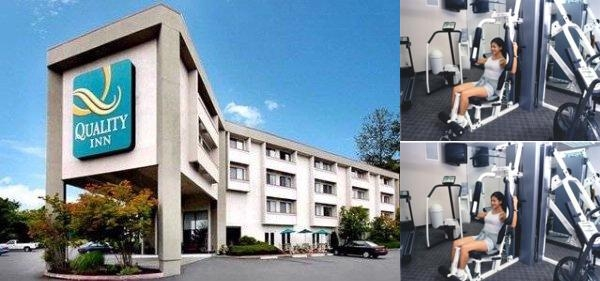 Quality Inn On Photo Collage