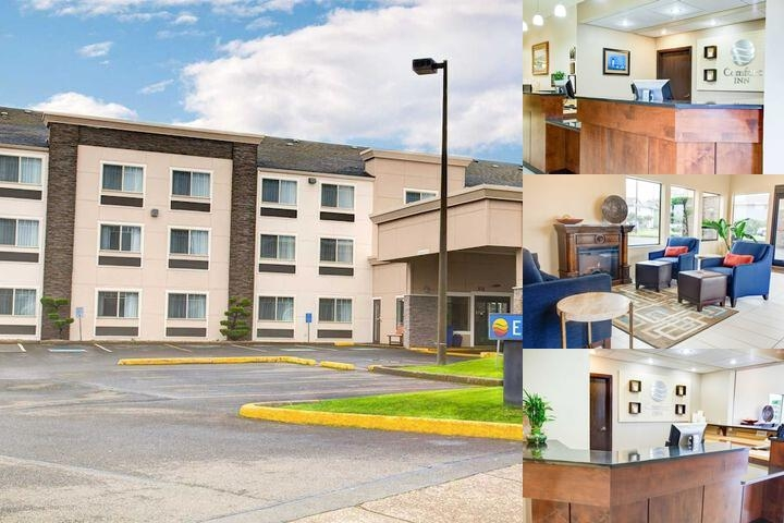 Comfort Inn Newport photo collage
