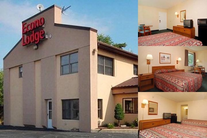 Econo Lodge of Douglassville photo collage