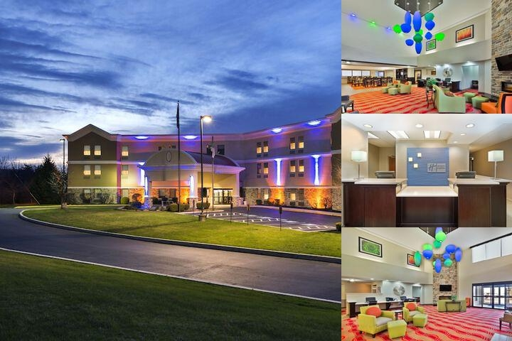 Holiday Inn Express Harrisburg Hershey In Door Heated Pool