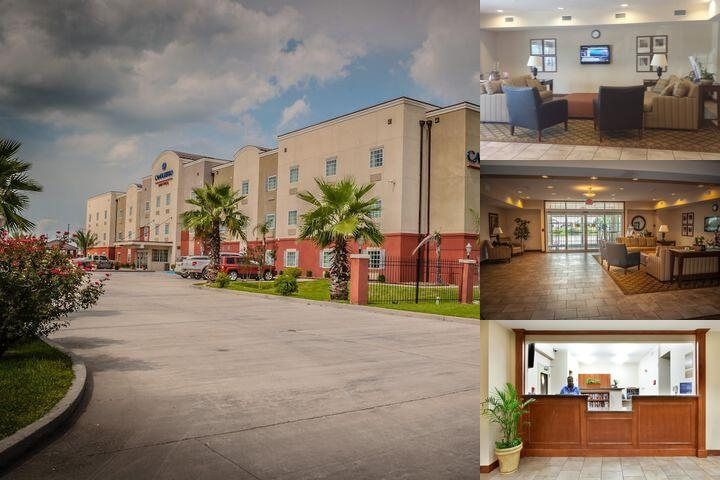 Candlewood Suites of New Iberia Front Of The Candlewood Suites New Iberia