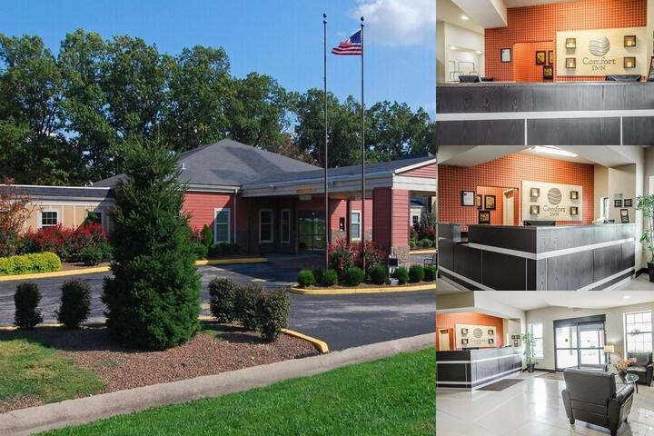 Comfort Inn Corydon photo collage