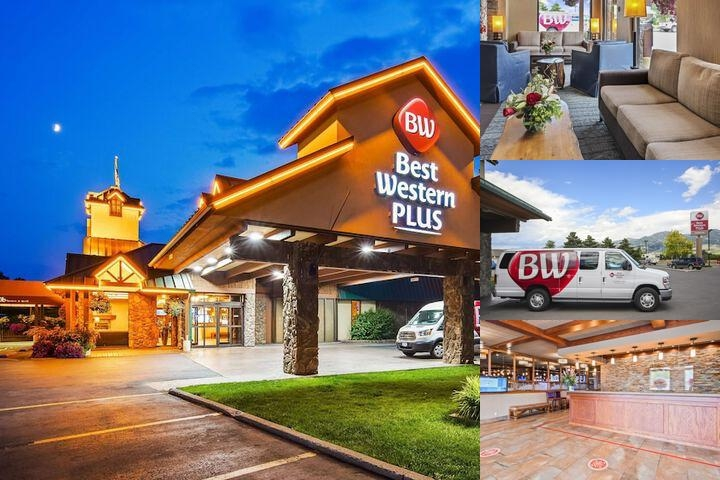 Best Western Plus Grantree Inn photo collage