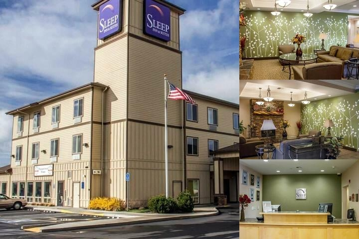 Sleep Inn & Suites Redmond photo collage