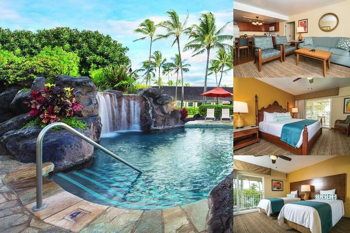 Kauai Coast Resort at the Beachboy photo collage