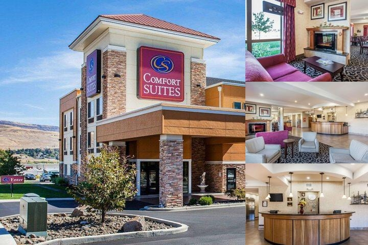 Comfort Suites at the Park photo collage
