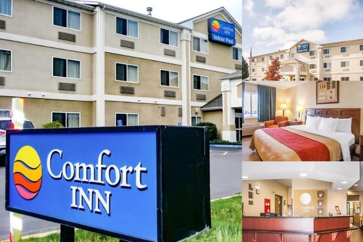 Medford Comfort Inn North photo collage