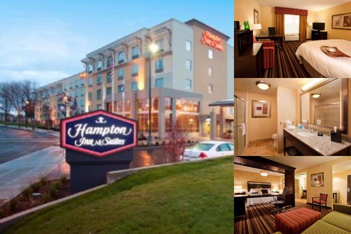 Hampton Inn & Suites Seattle / Federal Way photo collage