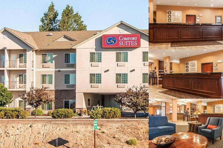 Comfort Suites Redmond Airport photo collage