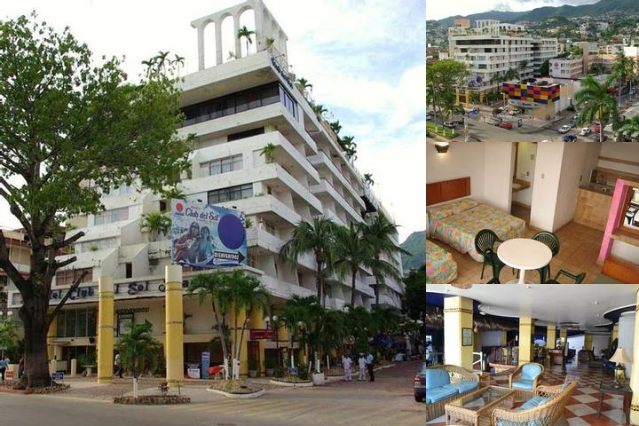 Gran Plaza Hotel Acapulco photo collage