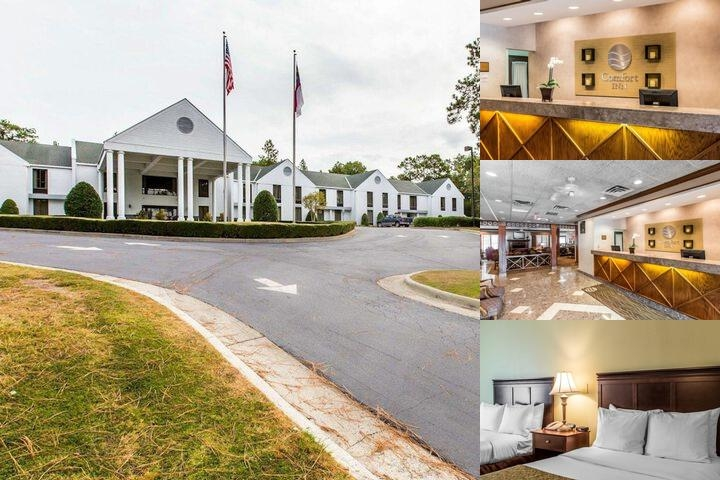 Comfort Inn of Pinehurst photo collage