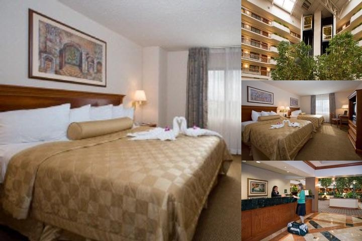 Embassy Suites Austin Arboretum photo collage