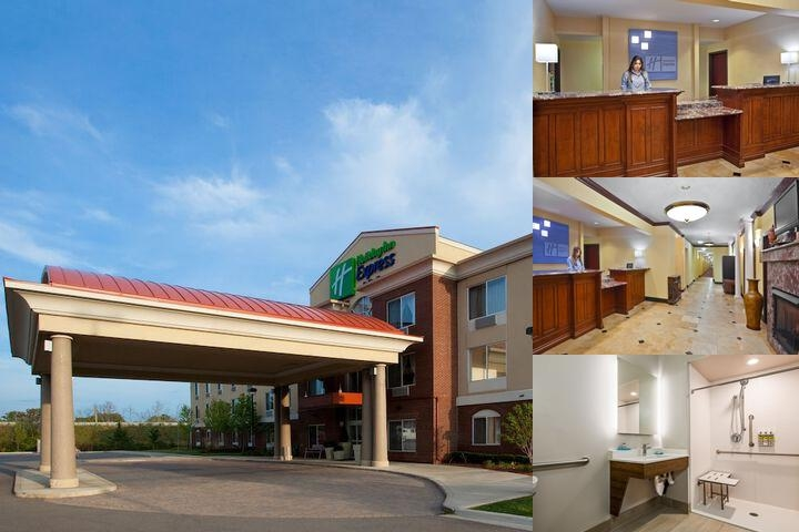 HOLIDAY INN EXPRESS® & SUITES - Northville MI 21100 Haggerty ...