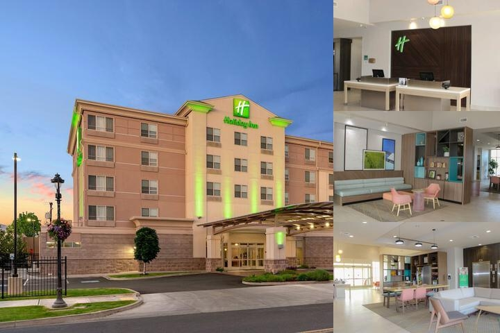 Holiday Inn Downtown Yakima photo collage