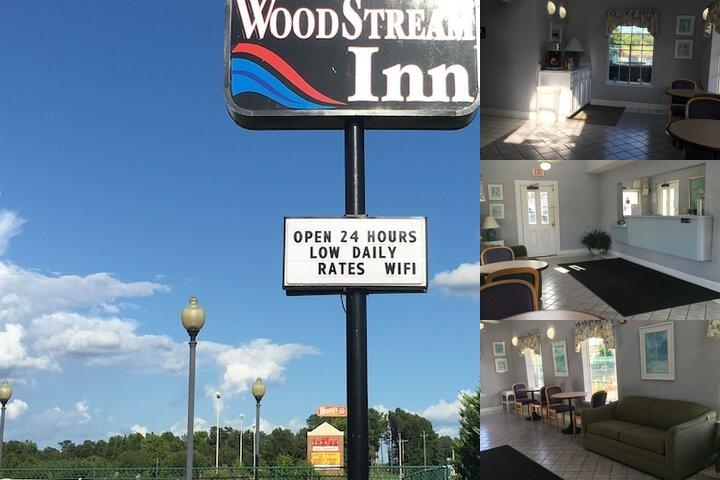 Woodstream Inn photo collage