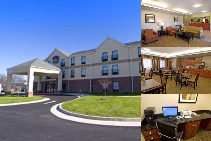 Best Western Hopewell Inn photo collage