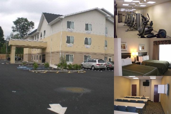 Comfort Suites Mahwah photo collage