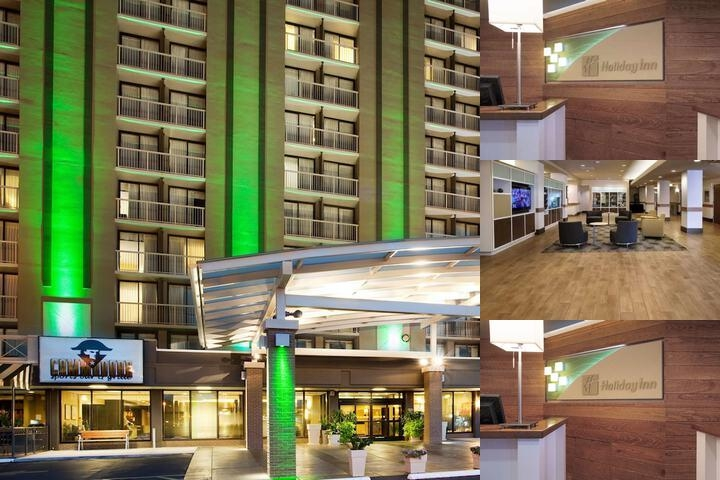 Holiday Inn photo collage