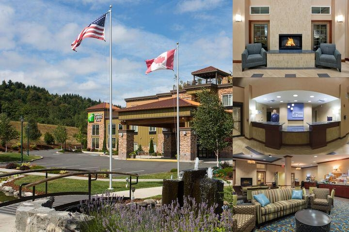 Holiday Inn Express & Conference Center Sequim photo collage