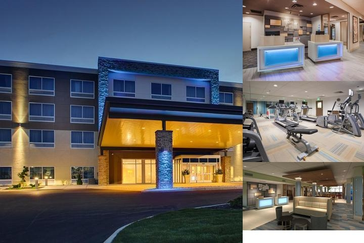 Holiday Inn Express Hotel & Suites We Want To Be Your Home Away From Home.