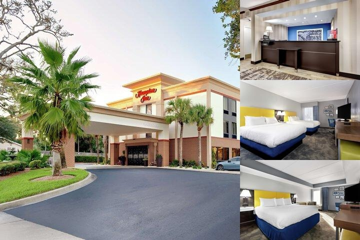 Hampton Inn at the Beach photo collage