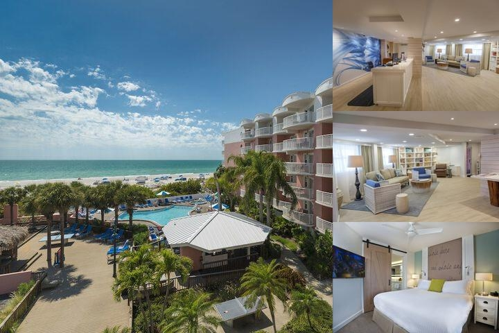 Beach House Suites at the Don Cesar photo collage