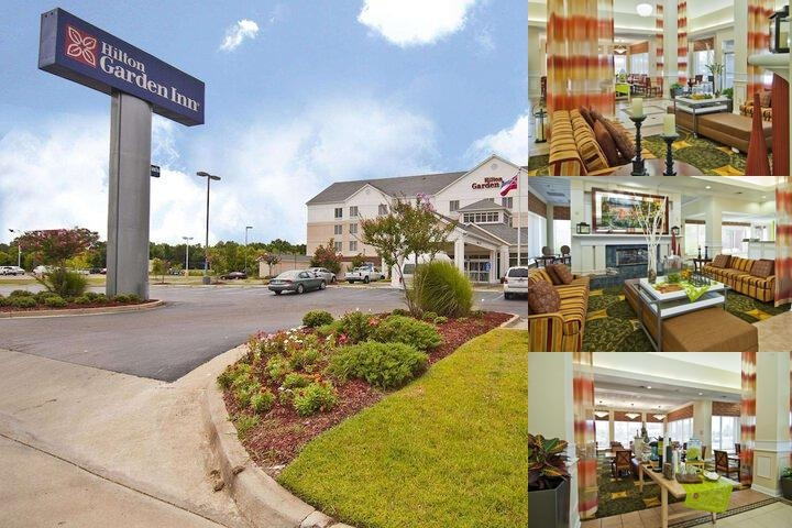 Hilton Garden Inn Jackson Pearl photo collage