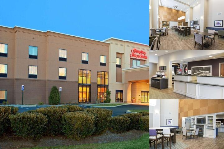 Hampton Inn & Suites Manchester Ct photo collage