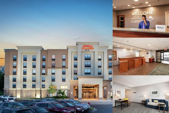 Hampton Inn & Suites Barrie photo collage