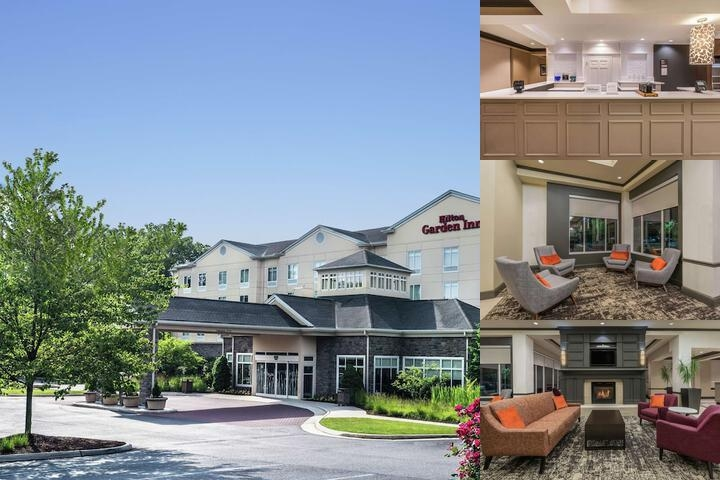 Hilton Garden Inn Blacksburg photo collage