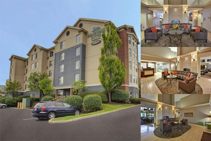 Homewood Suites by Hilton Dayton South photo collage