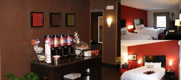 Hampton Inn & Suites of Lebanon photo collage