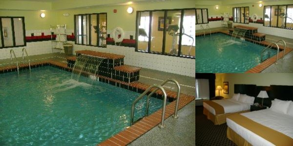 Holiday Inn Express Indianapolis Southeast photo collage