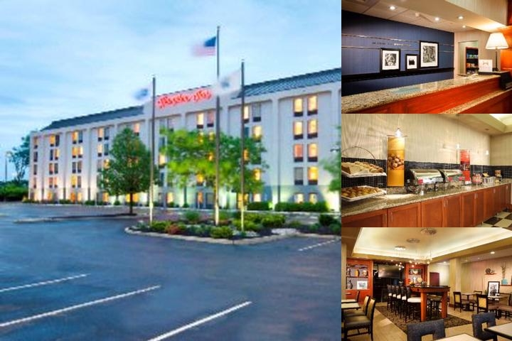 Hampton Inn Woodbridge photo collage