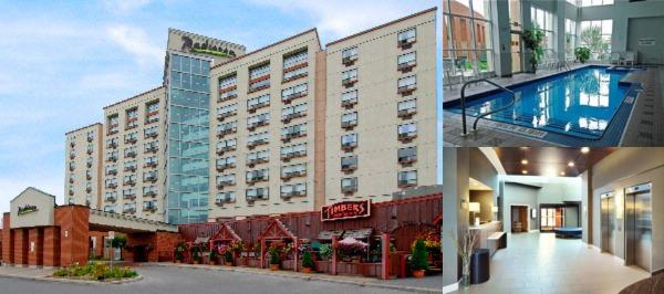 Holiday Inn Hotel & Suites London photo collage