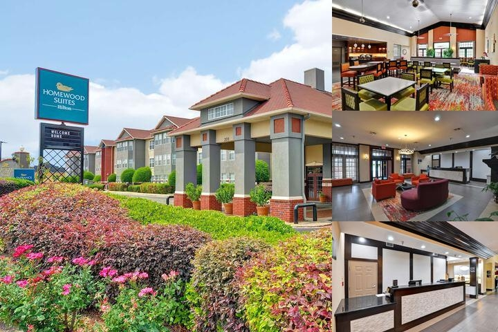 Homewood Suites Longview photo collage