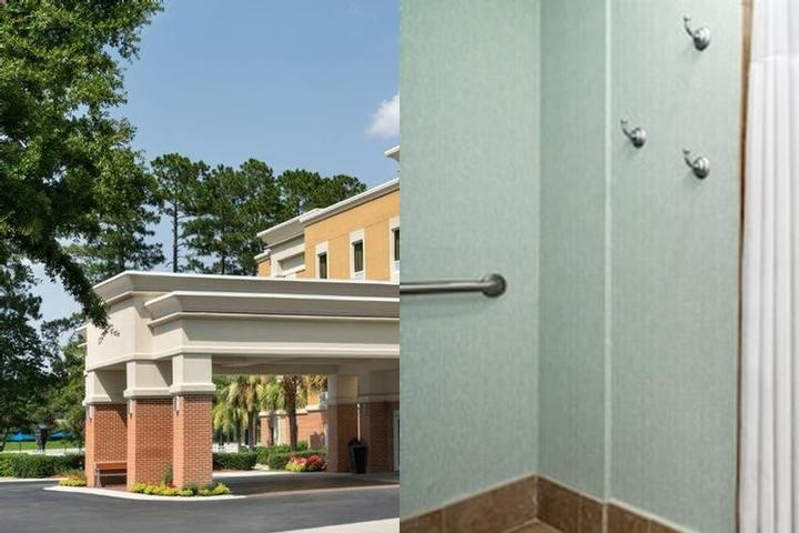 Hampton Inn & Suites Bluffton Sun City photo collage