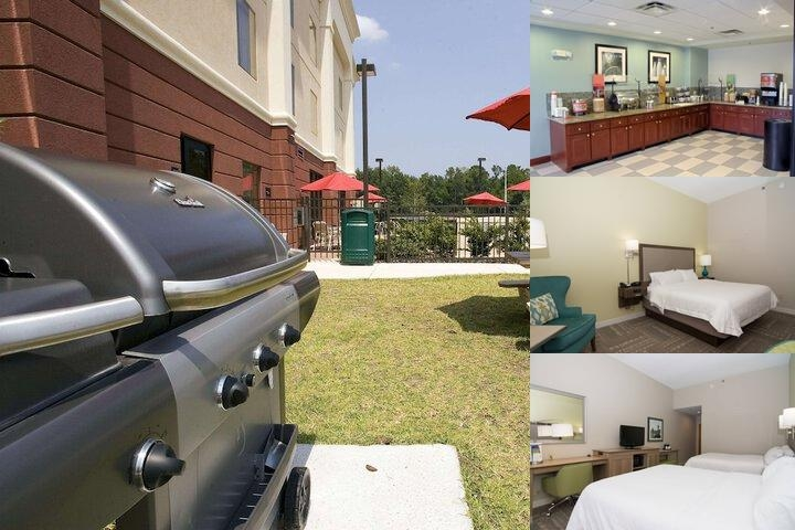 Hampton Inn I 10 West photo collage