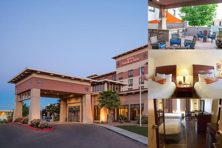 Hilton Garden Inn El Paso University El Paso Tx 111 West University 79902