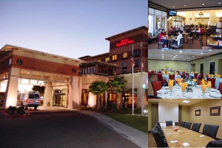 Hilton Garden Inn El Paso / University Photo Collage