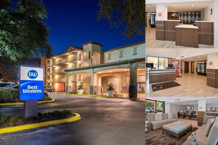 Best Western International Drive Orlando photo collage